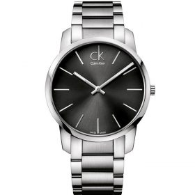 Calvin Klein K2G21161 - City Watch for Men - Black Price In Pakistan
