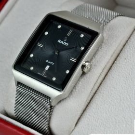 Rado Mesh Magnet Square Silver Price In Pakistan