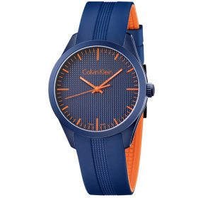 Calvin Klein K5E51GVN - Color Watch for Men - Blue Price In Pakistan
