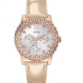 Guess Dazzler W0336L4 Wristwatch for women With crystals Price In Pakistan