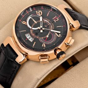 Louis Vuitton Tambour Chronograph Gold Price In Pakistan