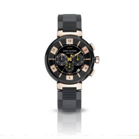 Louis Vuitton Black Force Chronograph Price In Pakistan