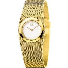 Calvin Klein K3T23526 - Impulsive Watch for Women - Gold Price In Pakistan