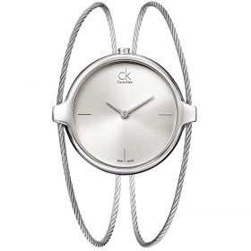 Calvin Klein K2Z2M116 - Agile Watch for Women - Silver Price In Pakistan