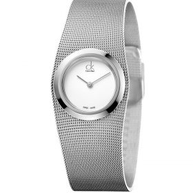 Calvin Klein K3T23126 - Impulsive Watch for Women - Silver Price In Pakistan