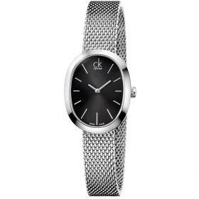Calvin Klein K3P23121 - Incentive Watch for Women - Black Price In Pakistan