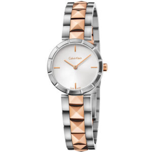 Calvin Klein K5T33BZ6 - Edge Watch for Women - Silve Price In Pakistan