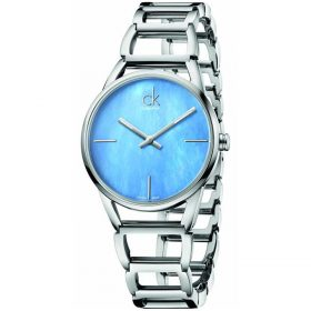 Calvin Klein K3G2312N - Stately Watch for Women - Blue Price In Pakistan