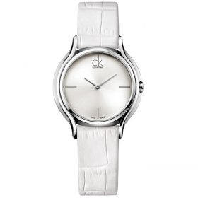 Calvin Klein K2U231K6 - Skirt Watch for Women - Silver