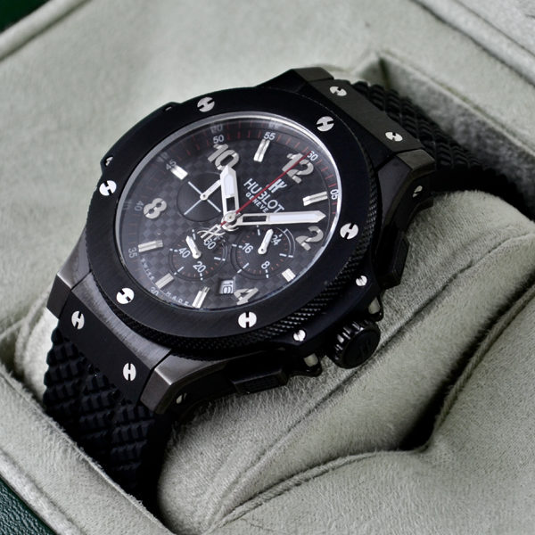 Hublot Big Bang Black Price In Pakistan