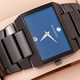 Movado M Blue Dial Watch Price In Pakistan