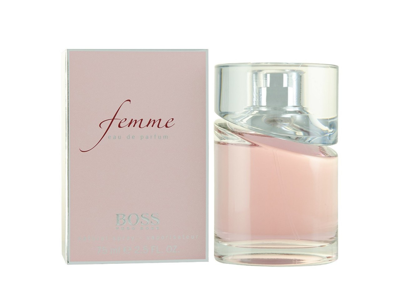 Hugo Boss Femme Eau De Parfum 75 Ml Original Perfume For Women