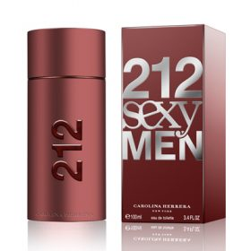 Original Carolina Herrera 212 Sexy Men Eau de Toilette Spray 100ml Price In Pakistan