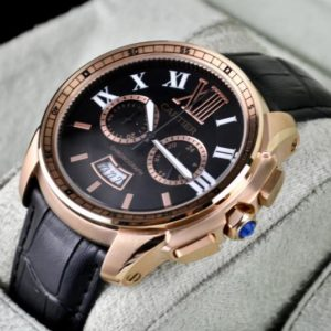 Cartier Calibre Chronograph Watch Price In Pakistan