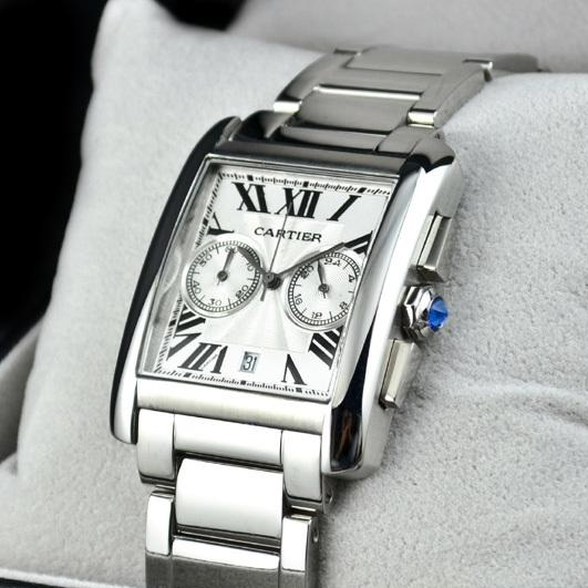 Cartier Tank Chronograph Watch Price In Pakistan