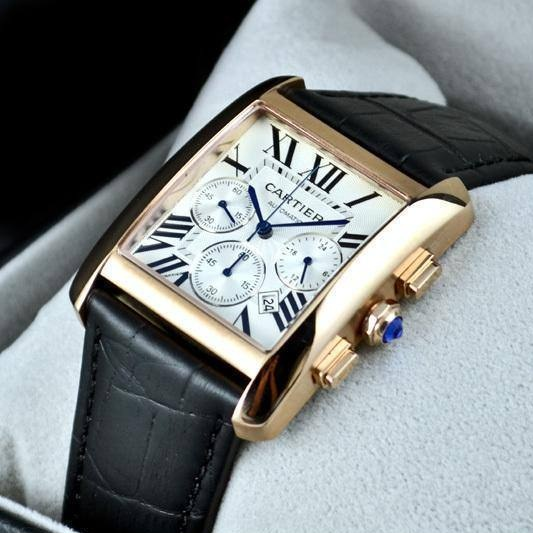 Cartier Tank MC Watch Price In Pakistan