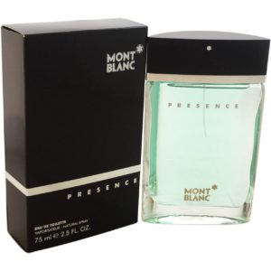 Mont Blanc Presence For Men EDT - 75ml Price In Pakistan