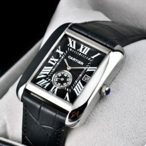 Cartier Tank Down Secound Automatic Price In Pakistan