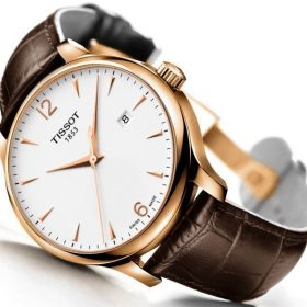 Tissot Tradition Rose Gold Price In Pakistan