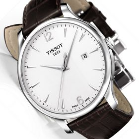 Tissot Tradition Silver Price In Pakistan