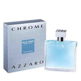 Original Azzaro Chrome 100ml Price In Pakistan