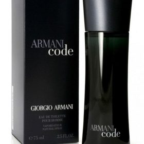 Original GIORGIO ARMANI Code - 75ml Price In Pakistan