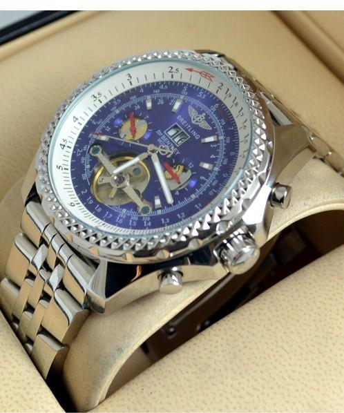 Breitling For Bentley Infos Price History: Breitling For Bentley Mulliner Tourbillon Chronograph