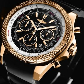 Breitling For Bentley - Bentley Mulliner Tourbillon Watch Price In Pakistan