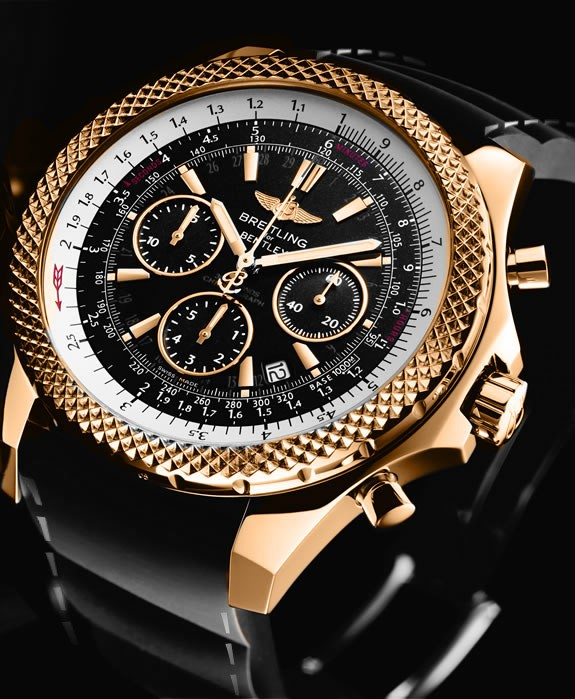 Breitling For Bentley Price In Pakistan: Bentley Mulliner Tourbillon Watch