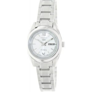 Seiko 5 #SYMK23K1 Women's Silver Dial Self Winding Automatic Watch Price In Pakistan