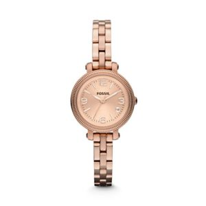 Fossil Women's Quartz Watch ES3136 With Metal Strap Price In Pakistan