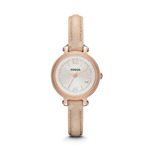 Fossil Women's Quartz Watch ES3139 With Leather Strap Price In Pakistan