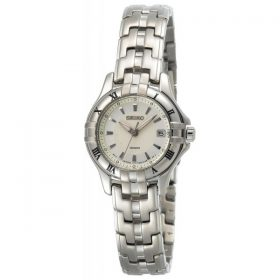 Seiko Women's SXDA29 Dress Silver-Tone Watch Price In Pakistan