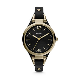 Fossil Women's Quartz Watch Georgia ES3148 With Leather Strap Price In Pakistan