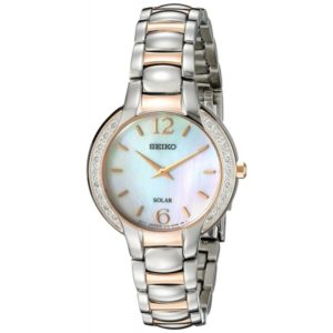 Seiko Women's SUP256 Analog Display
