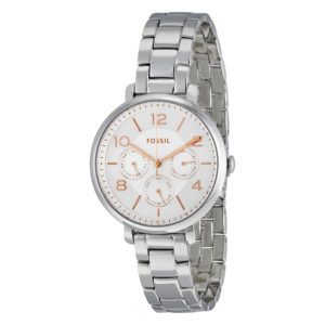 Fossil Women's ES3738 Jacqueline Multifunction Stainless Steel Watch Price In Pakistan