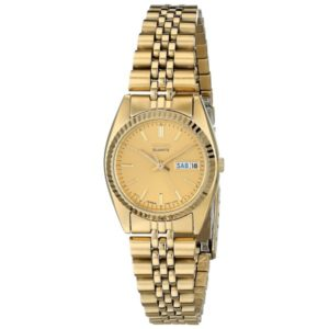 Seiko Women's SWZ058 Dress Gold-Tone Watch Price In Pakistan