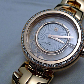 Tag Heuer Link Lady Diamond Star Watch Price In Pakistan