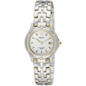 Seiko Women's SXE586 Le Grand Sport Two-Tone Watch Price In Pakistan
