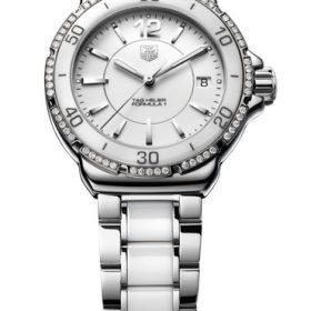 Tag Heuer Formula 1 Silver Maria Sharapova Price In Pakistan