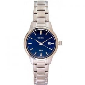 Seiko Stainless Steel Ladies Watch - Blue Dial Price In Pakistan
