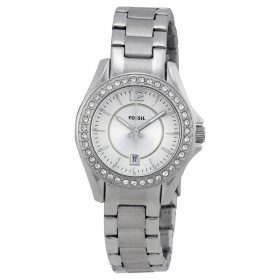 Fossil End of Season Riley Analog Silver Dial Women's Price In Pakistan