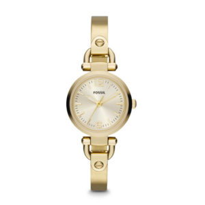 Fossil Women's Georgia ES3270 Gold Stainless-Steel Quartz Watch Price In Pakistan