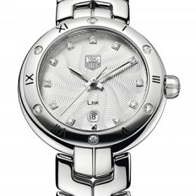 Tag Heuer Link Lady Diamond Lady watch Price In Pakistan