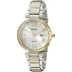 Seiko Women's SUT174 Analog Display Japanese Quartz Two Tone Watch Price In Pakistan