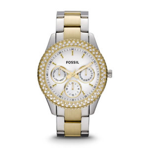 Fossil Women's ES2944 Silver Stainless-Steel Quartz Watch Price In Pakistan