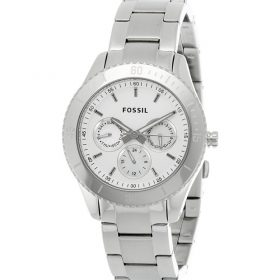 Fossil End-of-Season Stella Analog Silver Dial Women's Watch ES3052 Price In Pakistan
