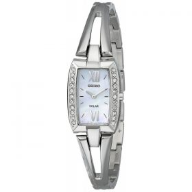 Seiko Women's SUP083 Crystal-Accented Stainless Steel Watch Price In Pakistan