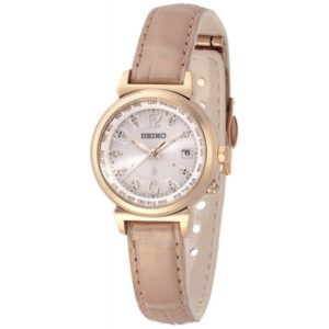 Seiko Watch Lukia Lucky Passport Solar radio wave Sapphire glass Super Clear Corting SSVV004 Lady's Price In Pakistan