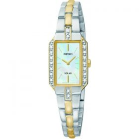 Seiko Women's SUP234 Dress Solar Two-Tone Watch Price In Pakistan